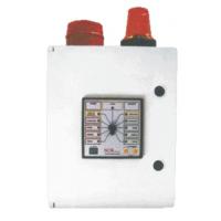 Telégrafo orden de motor con interruptor giratorio en caja estanca