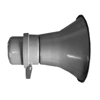 Intrinsically safe loudspeaker for PA system