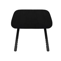 Headrest adjustable textile