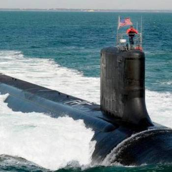Virginia-class nuclear-powered attack submarines